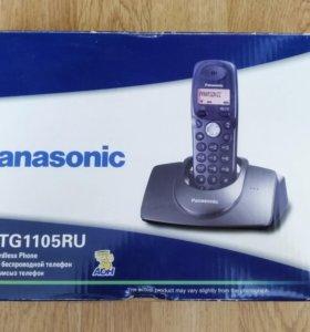 KX-TG1105RU - беспроводной телефон Panasonic dect