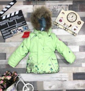 Детская зимняя куртка (новая)