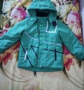 Куртка осеннее-весенняя
