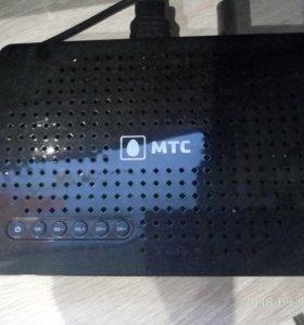 Продам WIFI роутеры , ТВ-Приставки МТС