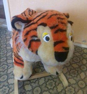 Тигр качалка