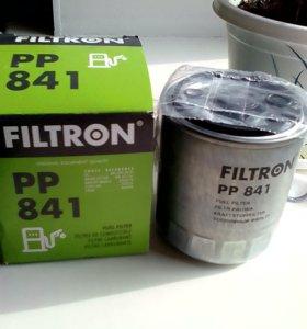 Филтр топливный новый РР841 Ссанг енг муссо TD2.3