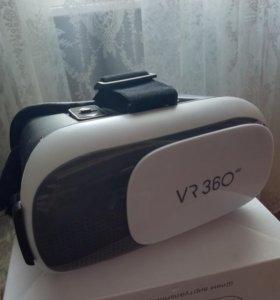 Очки вертуальной реальности для смартфона