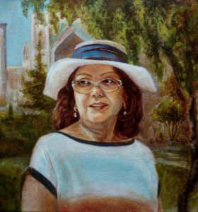 Картина портрет на заказ