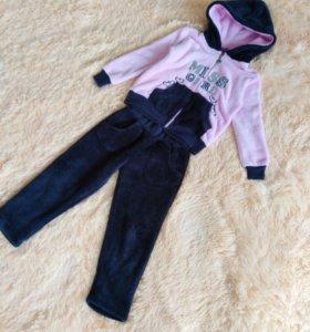 Махровый комплект (толстовка+штаны)