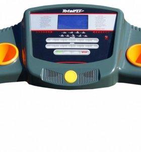 Дорожка беговая totalfit optima (электрическая)