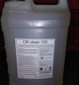 Щелочное чистящее средство CR 120 универсальное