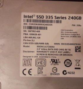 SSD карта 240 GB