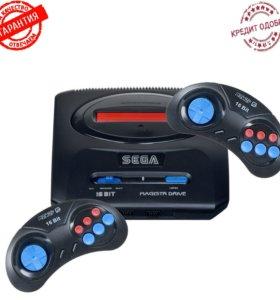 Sega Magister drive + 2 джйстика (гарантия\обмен)