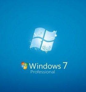 Ключ Лицензии Активация Windows 7 Pro