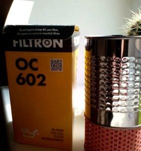 Фильтр маслянный ОС602