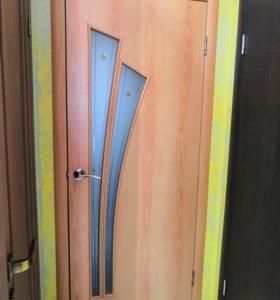 Межкомнатные двери ламинированные