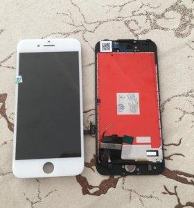 Дисплей на iPhone 7, 6S, 6, 5s, 5, 4S, 4
