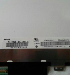 N140BGE-EA3 матрица для ноутбука