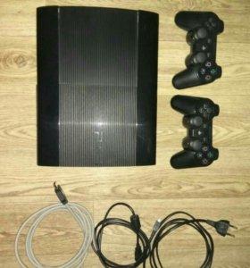 PlayStation 3500 Гб+ много игр
