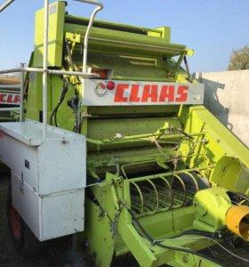 Пресс-подборщики из германии Claas 44