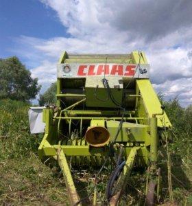 Рулонный пресс подборщик Claas Rolland 44 б/у