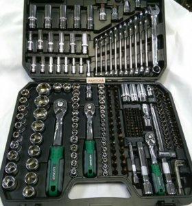 А4 Набор инструментов Satavip в чемодане 219 предм