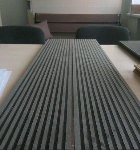 Террасная доска ДПК 163*26*3м, 4м