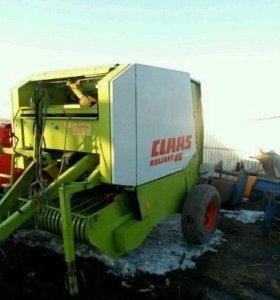 Пресс подборщик Claas rolant 46 из германии