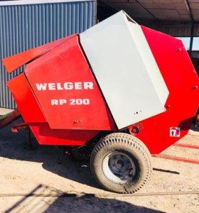 Пресс-подборщик Welger 200