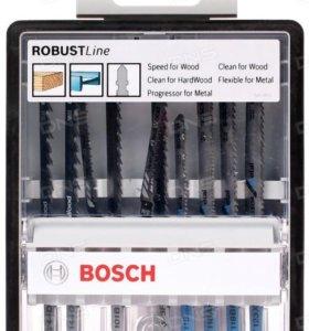 Пилки для лобзика Bosch Robust Line 2607010542