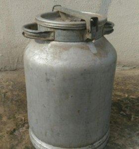 Бидон алюминиевый молочный