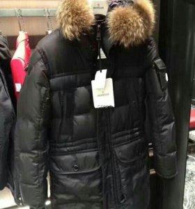 Мужской пуховик куртка Moncler