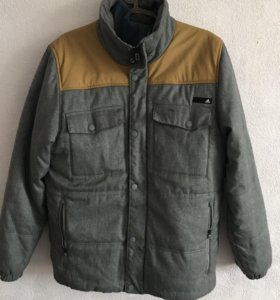 Адидас зимняя куртка