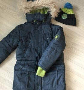 Куртка зимняя на мальчика👍🏻