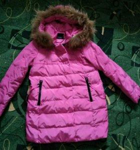 Куртка осень - теплая зима 44-46