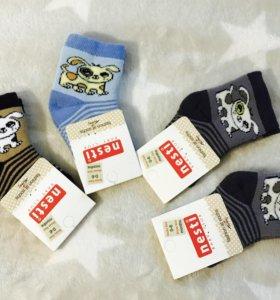 Носки махровые новые
