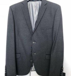 Новый пиджак мужской фирмы Bremer