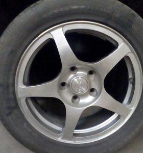 комплект колёс hakka v