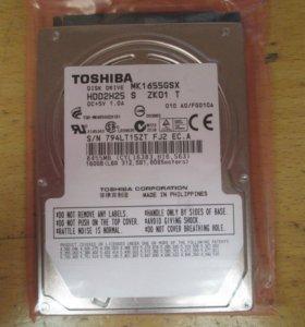 Toshiba 160 gb 2.5