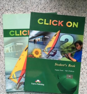 Click on 2 Student's book учебник workbook тетрадь