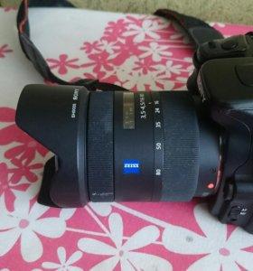 Объектив Sony Carl Zeiss Vario-Sonnar T*16-80mm
