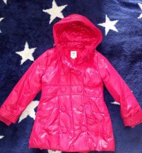 Куртка на девочку на 9 лет