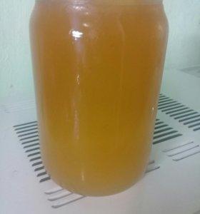 Мёд .варенье .подсолнечник