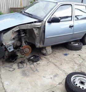 Нексия Nexia двигатель, кпп, двери, бак, сцепление