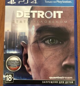Detroit Become Human для PS4