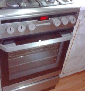 Печь газовая духовка электро.
