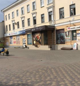 Коммерческая недвижимость тамбов аренда помещение для персонала Улица Академика Янгеля
