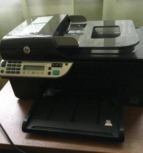 Мфу hp officejet 4500 wireless