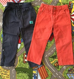 Штаны брюки джинсы на 98-104 см