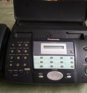 Рабочий факс Panasonic