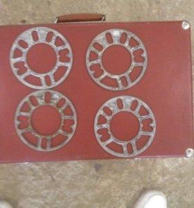 Проставки под литые диски за комплект