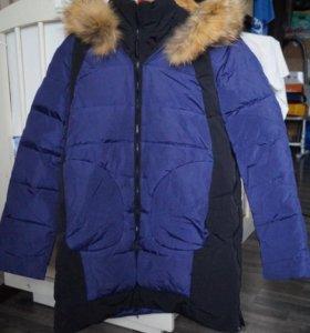 Пуховик Snowimage размер 48
