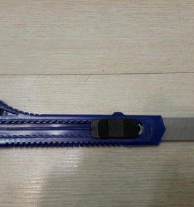 Канцелярский нож новый