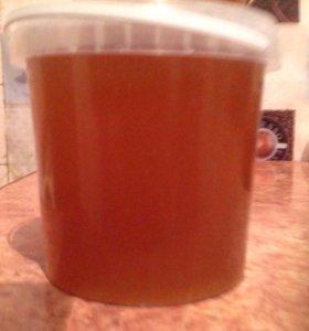 Мёд свежий цветочный